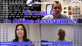 JMan's ED Talks #10-Terrence Yonker, Automated Agent, Virtual Assistants & More