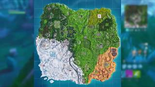 Pass 7 and water in season 8 Fortnite
