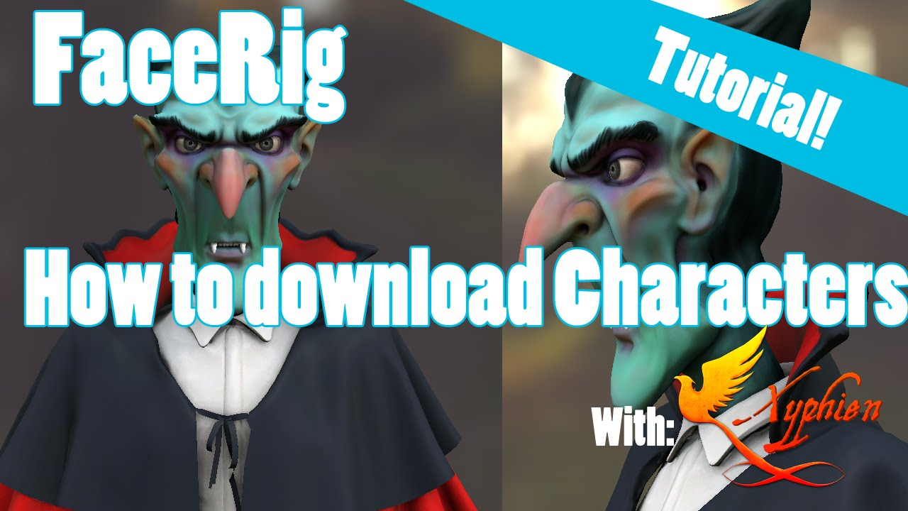 Facerig Online No Download