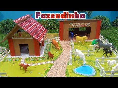 A FAZENDINHA DA TIA CRIS - LITTLE FARM