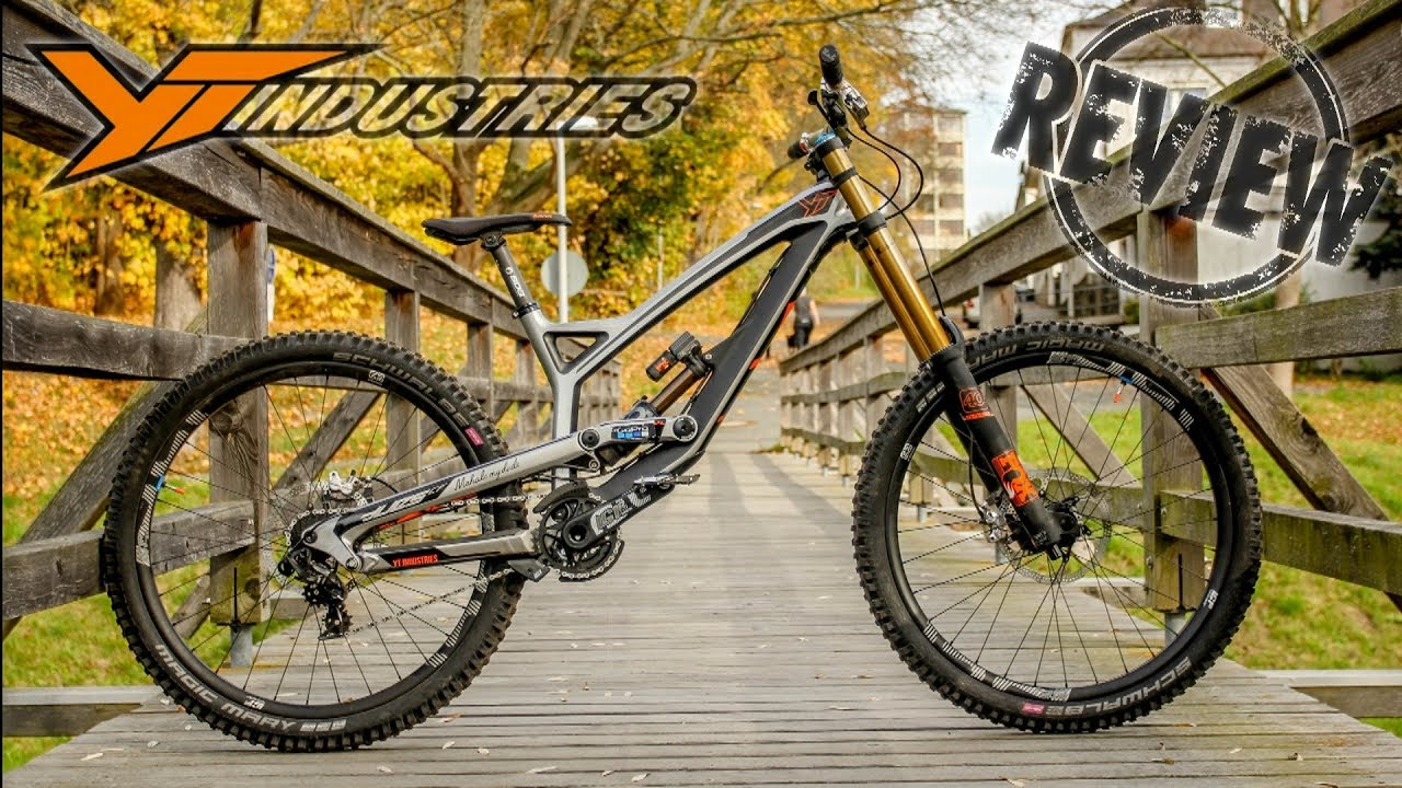 70769b883b6 YT Industries - CF Pro Race (Bike Review) [deutsch] - YouTube