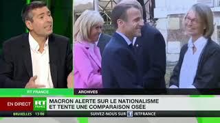 """François Cocq (LFI) : """"E.Macron joue sur les peurs et créé des tensions"""""""