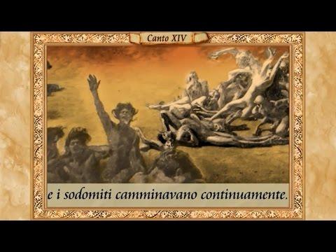 La Divina Commedia in PROSA - Inferno, canto XIV (14)