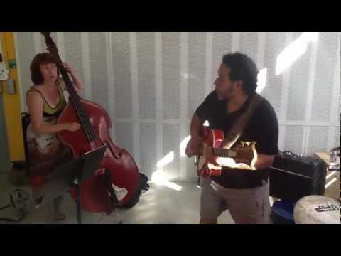 Tino Gonzales & Friends, Rochefort en Accords 2012, France (Rehearsal)