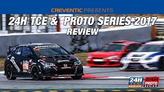 Review Hankook 24H TCE & PROTO SERIES 2017