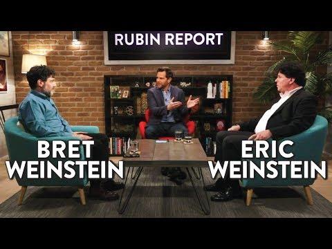 Brothers Together At Last (LIVE) | Eric Weinstein & Bret Weinstein  | POLITICS | Rubin Report
