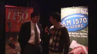 2013 Red Smith Banquet Keynote Speaker Mark Murphy