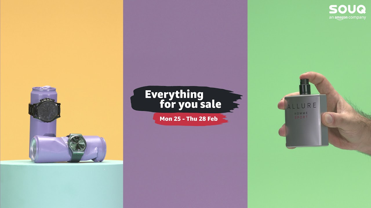 Everything For You Sale 2019 - Get an extra 15% off with ADCB