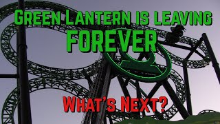 Green Lantern: First Flight Closed For Good! What's Next?