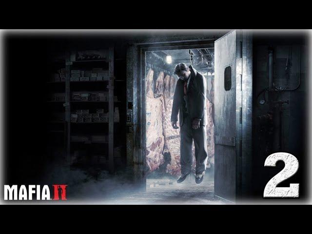 Смотреть прохождение игры Mafia 2. Joe's Adventures DLC. Серия 2 - Неприятности у Марти.