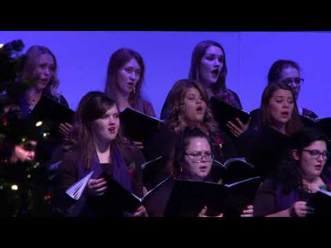 Breath of Heaven - Eastern Arizona College orchestra with women's chorus and solo