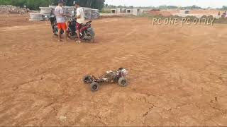 2. RC ONE PC 017LY playing at beach & will run toll