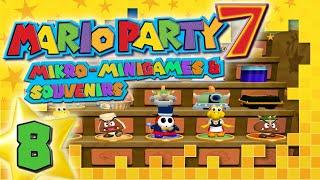 MARIO PARTY 7 🎲 #8: Mikro-Minigames & Souvenirs [ENDE]