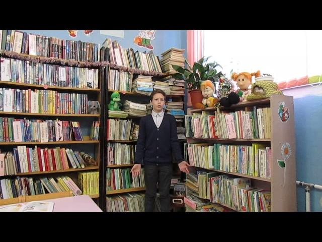 Изображение предпросмотра прочтения – АндрейОвсянников читает произведение «Болтунья» А.Л.Барто
