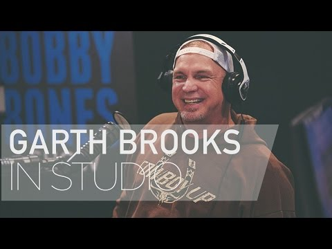 Garth Brooks Full In Studio Interview