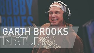 Garth Brooks Full In Studio Interview