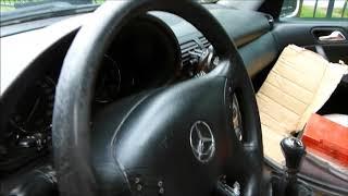 Remplacement  volant Mercedes C200 CDI 2006