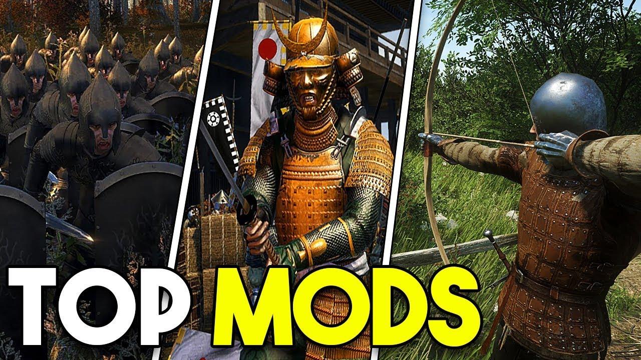 5 Mods I Want In Kingdom Come Deliverance!