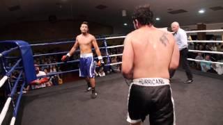 Friday Night Fights - Tom Heads Vs Elikana Sifi