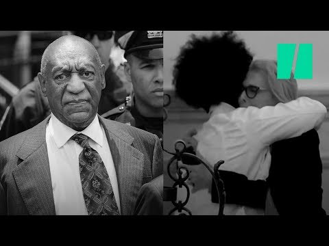 Emotions High After Bill Cosby Guilty Verdict