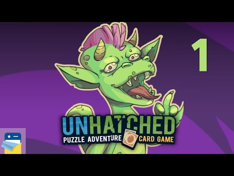 Unhatched: iOS / Android Gameplay Walkthrough Part 1 (by Filip Loster)