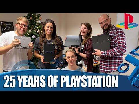 25 ans de PlayStation - Celebration Stream! + vidéo