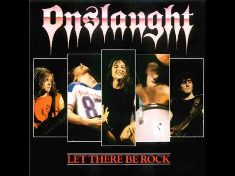 Onslaught - Let There Be Rock (Full EP 1987)