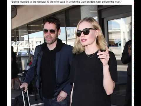 Kate Bosworth is hands on with husband Michael Polish