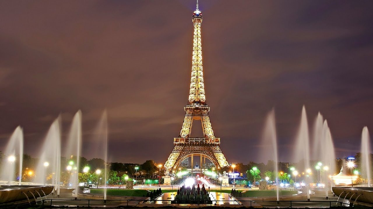eiffel tower information facts youtube