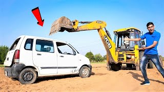 CAR VS JCB 😱 | Khel Khatam