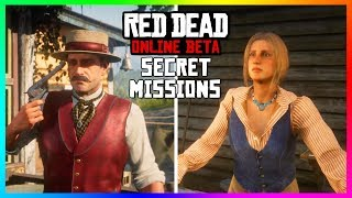 10 SECRET Characters That You Didn't Know You Could Meet In Red Dead Online! (RDR2 SECRET Missions)