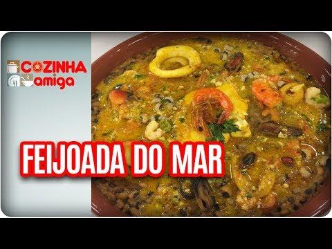 Feijoada Do Mar - Patricia Gonçalves | Cozinha Amiga (22/11/17)