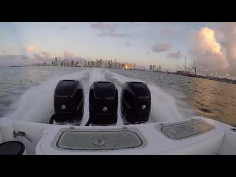 2016 Offshore Asset Miami Bahamas Fishing