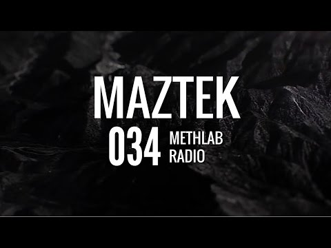 Maztek - MethLab Radio Mix 034 [Neurofunk Mix 2015]