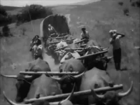 """King Solomon's Mines (1937)- Paul Robeson sings """"Walk! Walk!"""""""