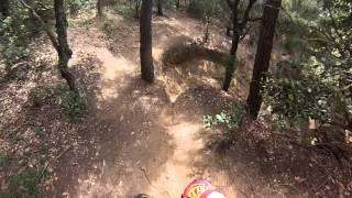 Bikepark Freemaresme!! Full droops by lui norco