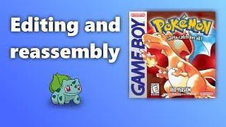 Reassembling Pokemon Red