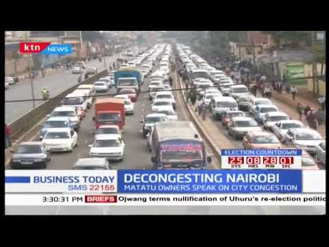 Business Today interview with MOA Chairman Simon Kimutai: Decongesting Nairobi