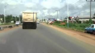 Asaba road