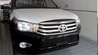 Review Toyota Hilux G 4WD (2018)