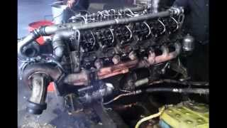 видео Двигатель ямз 240бм. Двигатель ЯМЗ 240 БМ2-1000190