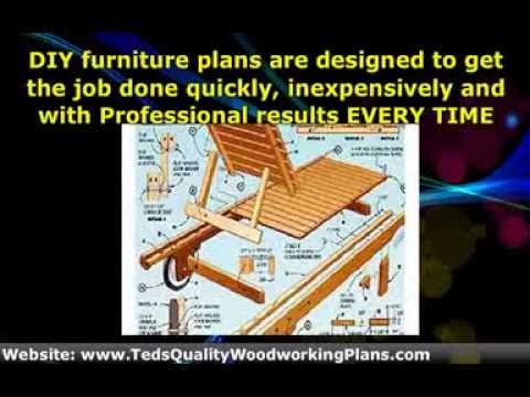 ✅ DiY wood Furniture Making Plans -► woodworking designs