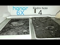 Mind Blowing Honor 6X Vs Redmi Note 4 Freeze Test! #FreezeGate