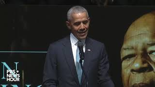 WATCH: Barack Obama's full remembrance at Rep. Elijah Cummings' funeral