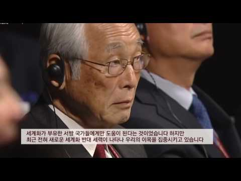 SURPRISE - 중앙일보 홍석현 회장의 영어실력