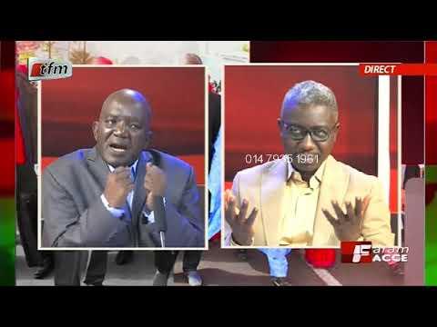 """Oumar Sarr: """"PDS bi togu 1 ans amoul réunion amoul dara pour mane dou parti"""""""