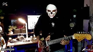 #94 Ahmad Band - Distorsi (Guitar Cover)
