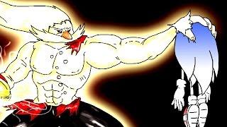 Eggman Hates Furries Ep 3 | EGGMAN IS OVER 9000