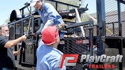Heavy Duty Dump Trailers Phoenix AZ | PlayCraft Trailers