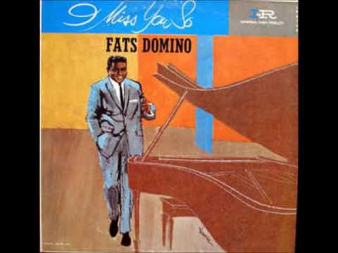 Fats Domino  -  I Miss You So  -  [Studio album 11]  Imperial LP 9138
